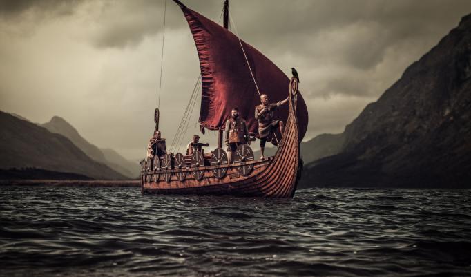 Drehorttour in Irland Vikings