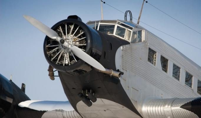 Rundflug mit JU 52