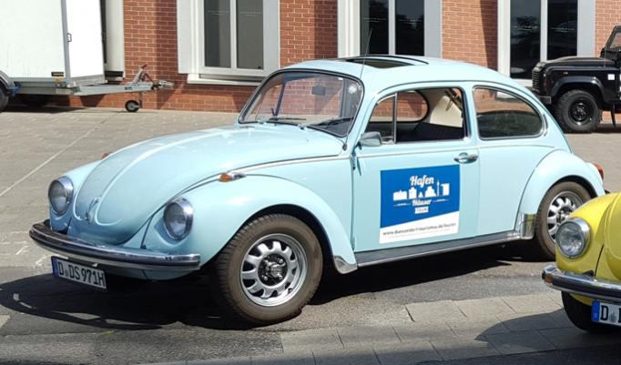 Käfer selber fahren in Düsseldorf