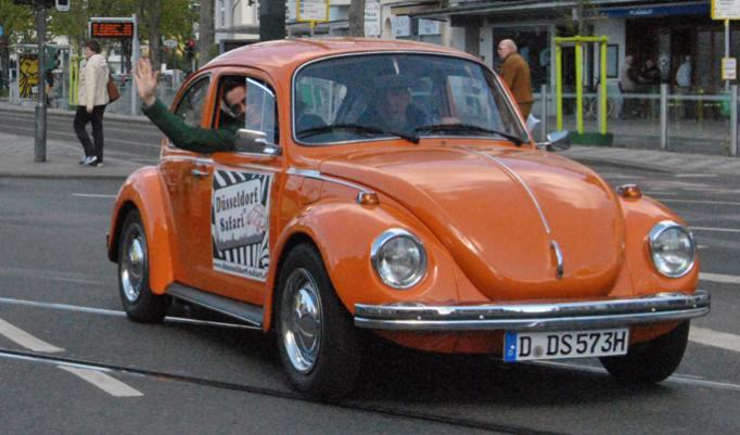Käferfahren in Düsseldorf