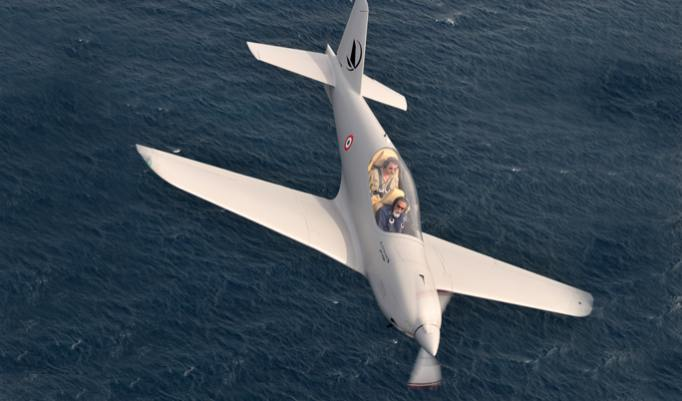 Kampfflugzeug selber fliegen im Raum Köln