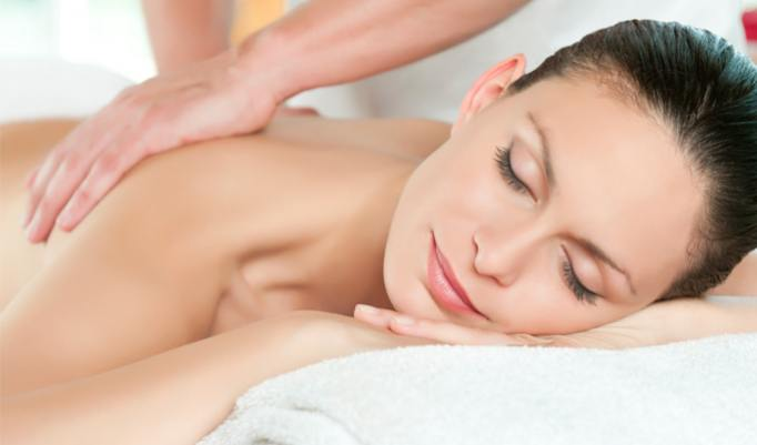 entspannende Wellness Kombi Massage