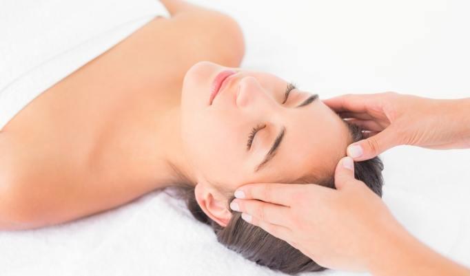 Faltenreduktion durch Massage