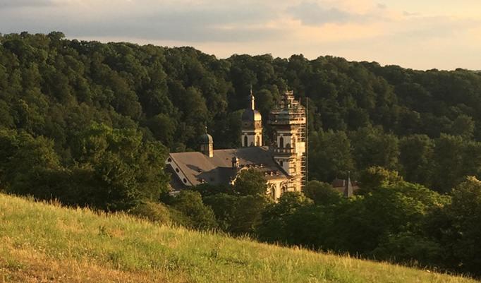 Kloster Besichtigung
