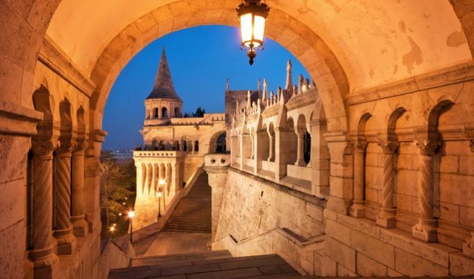 Sightseeing Kurztrip in Budapest für Zwei