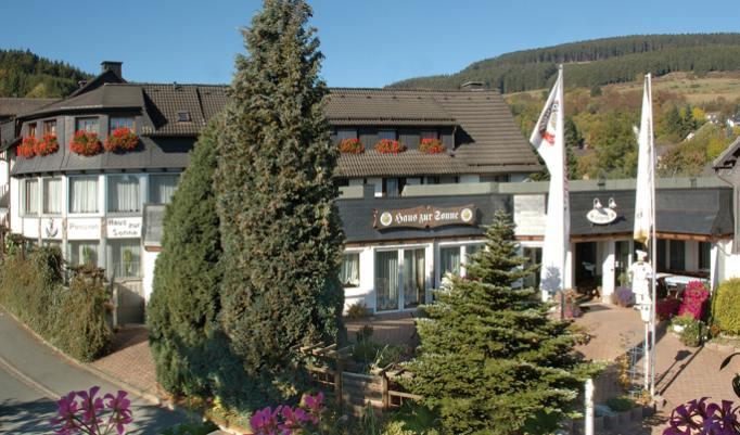 Luxus Hotel für Zwei in Nordrhein-Westfalen