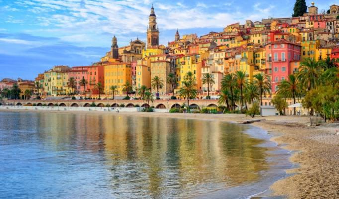 Kurzurlaub für Zwei in Frankreich