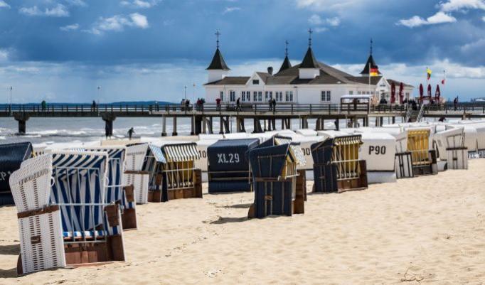 Gutschein für Urlaub im Luxus Hotel in Mecklenburg-Vorpommern