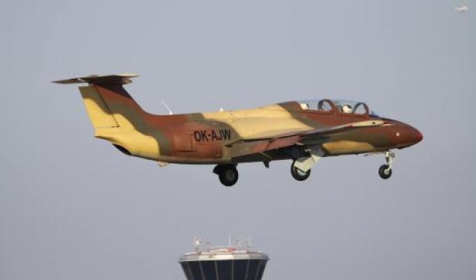 Rundflug in der L-29