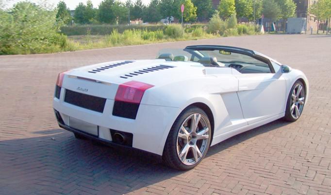 Lamborghini Gallardo fahren