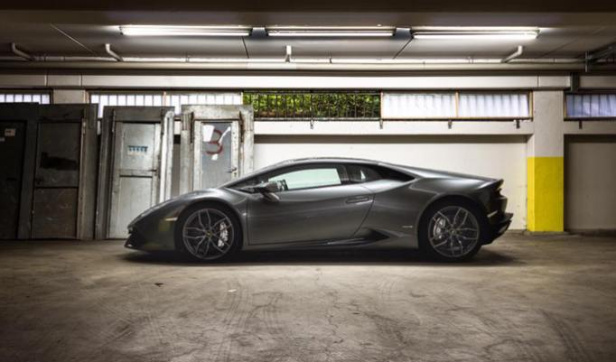 Lamborghini Huracán fahren