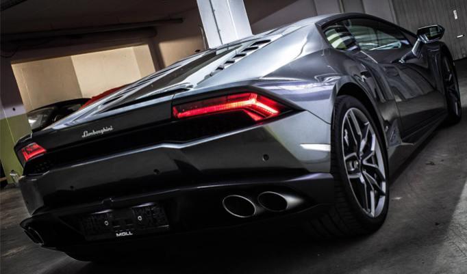 Lamborghini Huracán Tagesmiete