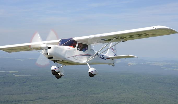 Rundflug im Flugzeug in Bremen