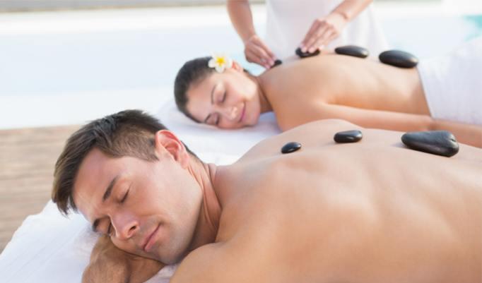 Hot Stone Massage in Köln