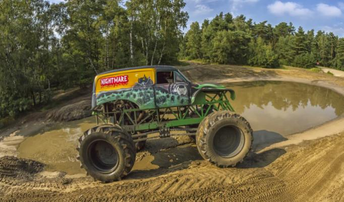 Monster Truck als Geschenkidee für Männer