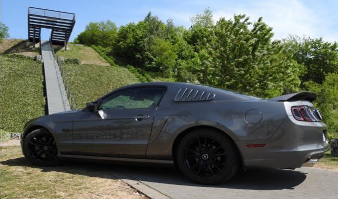 Mustang mieten