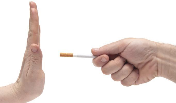 Dem Tabak den Kampf ansagen