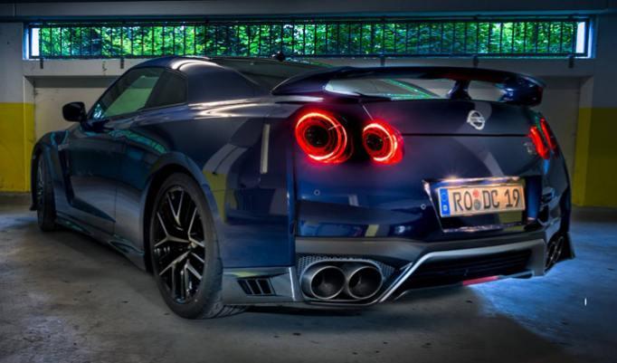 Nissan GT-R Tagesmiete