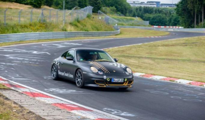 Porsche mieten - 1 Tag in Stuttgart