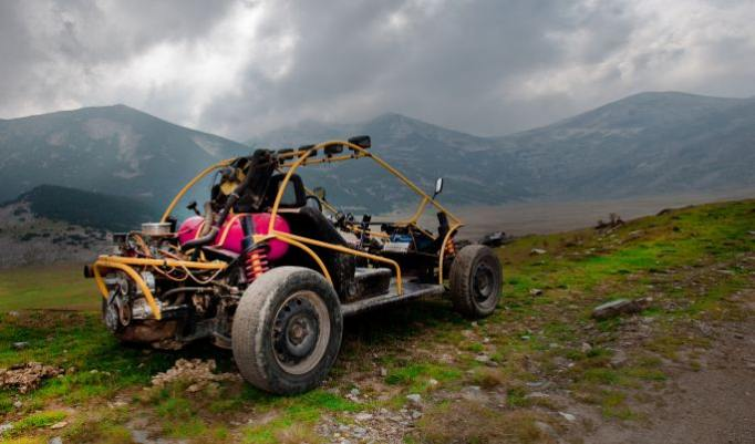 Buggy Onroad Tour in Lahr