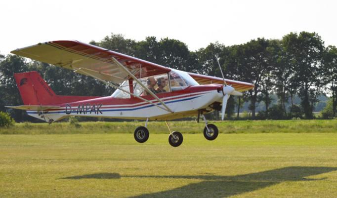 Flugzeug selber fliegen in Oldenburg