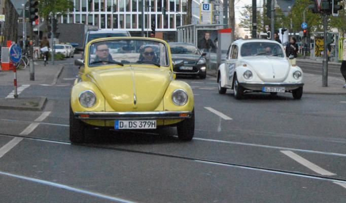 oldtimer selber fahren in düsseldorf