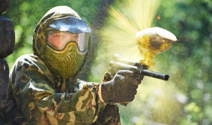 Paintball in Bottrop
