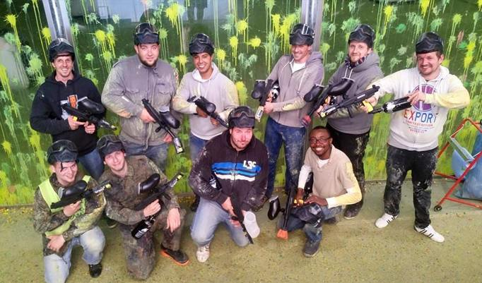 Paintball in Achim