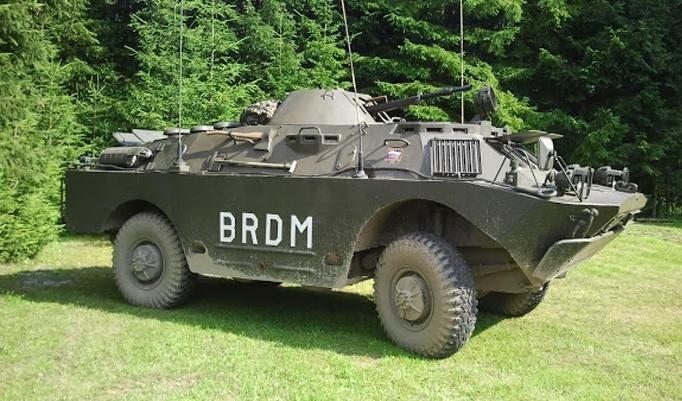 Panzer selber fahren