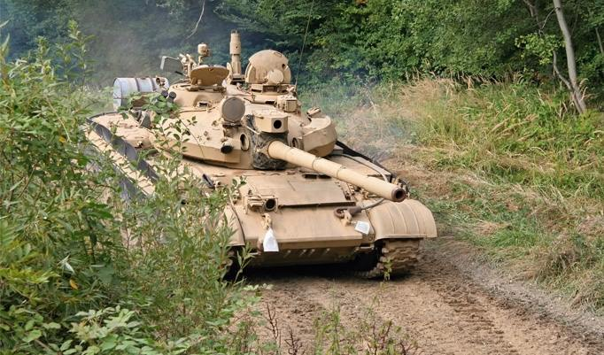 Panzer fahren