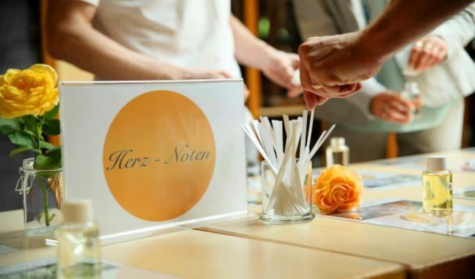 Parfum Workshop in Offenburg