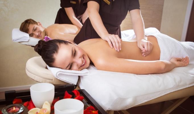 exotische Hawaii Massage für Zwei