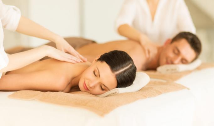Wellness Kombi Massage für Zwei
