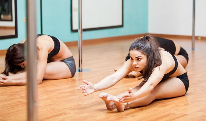 Professioneller Pole Dance Kurs