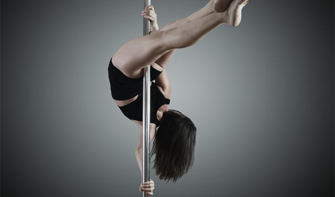 Exklusiver Pole Dance Workshop