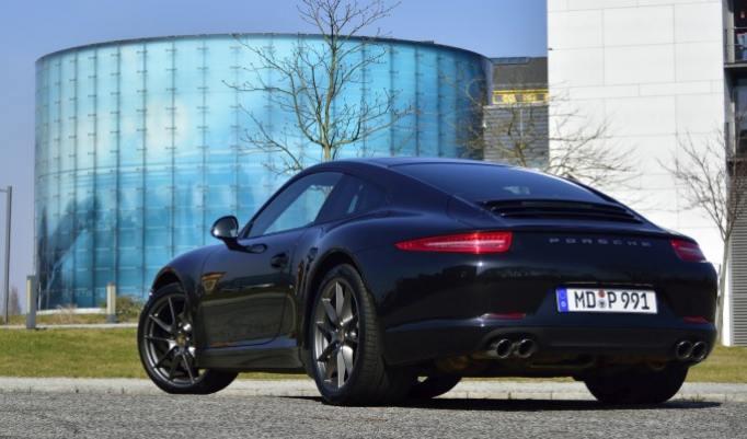 Porsche mieten - 1 Tag in Berlin