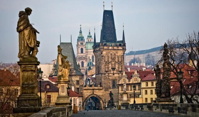 Sightseeing Kurztrip in Prag für Zwei