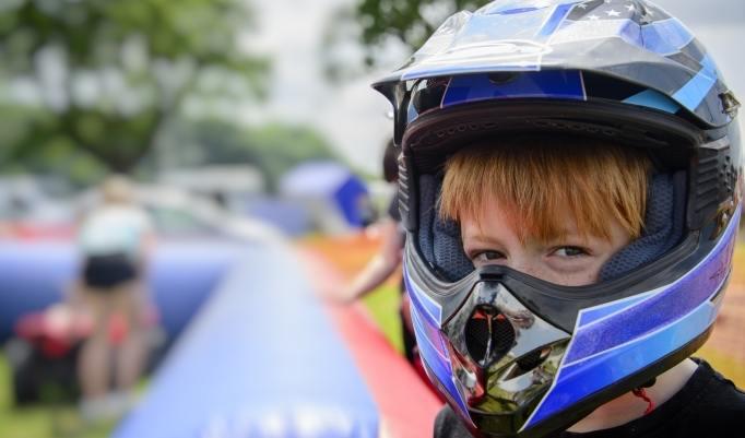 Quad fahren für Kids