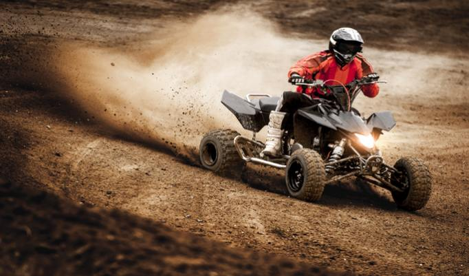 Quad Offroadtour in Trier