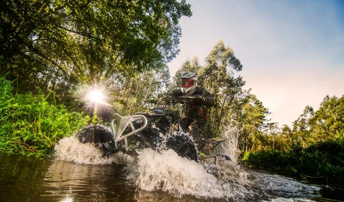 Quad Offroadtour in Osnabrück