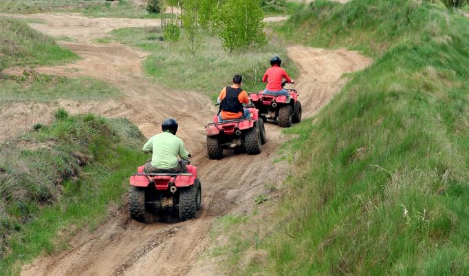 Quad Offroadtour in Mosbach