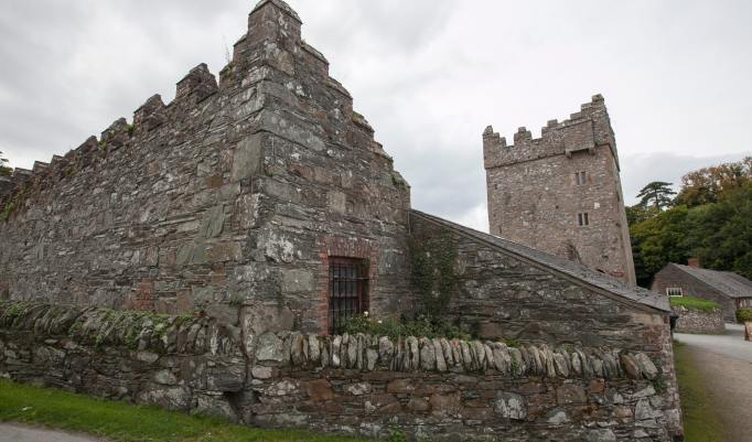 Winterfell Drehorte von Game of Thrones in Irland