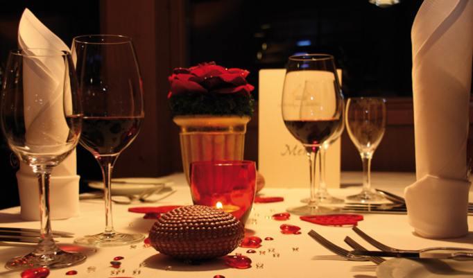 Romantikkurztrip im Raum Kaiserslautern mit Dinner für Paare