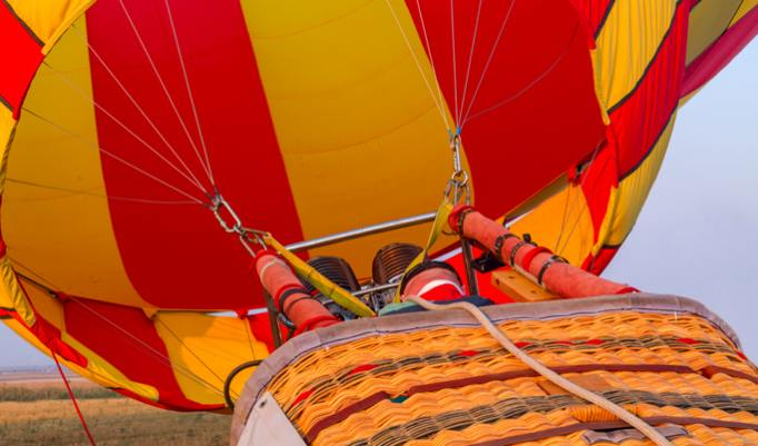 Ballonfahrt in Ganderkesee