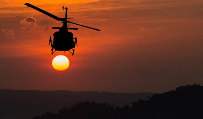 Hubschrauber selber fliegen - 20 Minuten in Leipzig