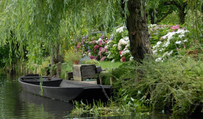 Romantischer Kurzurlaub für Paare im Spreewald
