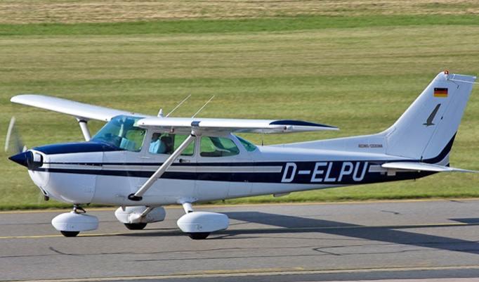 Rundflug 1 Stunde Cessna