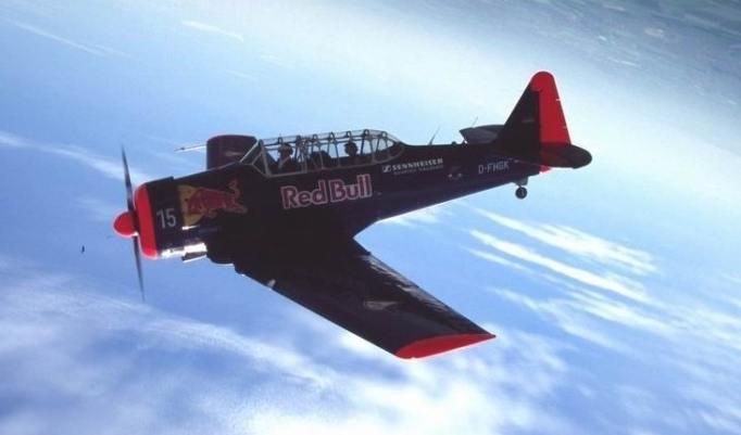 T6 Flugzeug Manöver