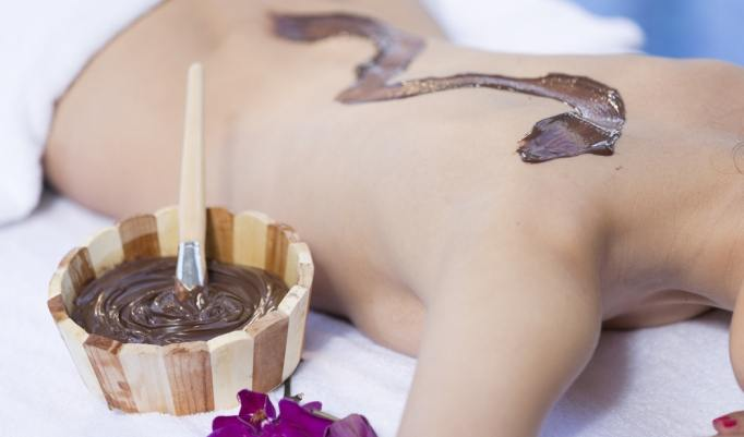 Schokoladen Massage in Ludwigsburg