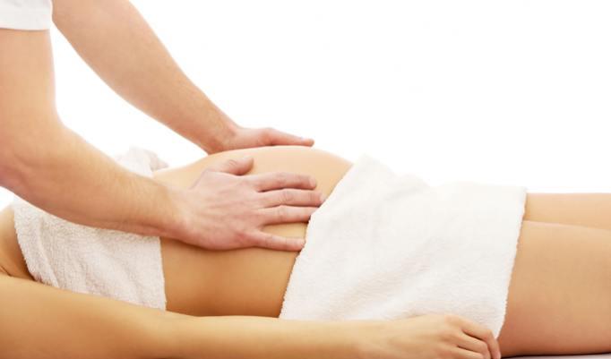 Massage für Mutter und Baby